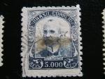 Stamps Brazil -  Ruy Barbosa