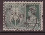 Stamps India -  jorge VI conmemoración de la victoria