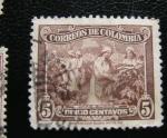 Stamps : America : Colombia :  Plantacion de Cafe