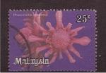 Stamps Asia - Malaysia -  Phaeomeria speciosa