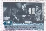 Stamps Equatorial Guinea -  Escenas de CASABLANCA