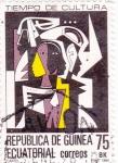 Stamps Equatorial Guinea -  TIEMPO DE CULTURA