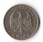 monedas de Europa - Alemania -  01B - DEUTSCHES REICH