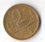 monedas de America - Brasil -  01A - CRUZEIROS - BRASIL
