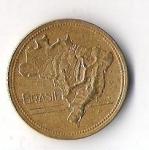 monedas de America - Brasil -  01B - CRUZEIROS - BRASIL