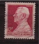 Stamps Monaco -  Louis II
