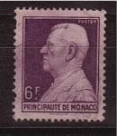 Sellos de Europa - Mónaco -  louis II