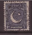 Sellos de Asia - Pakistán -  Correo postal