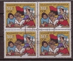 Stamps Germany -  solidaridad con nicaragua