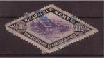 Sellos de America - Nicaragua -  centenario de managua
