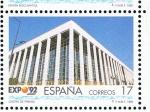 Sellos de Europa - España -  Edifil  3171  Exposición Universal de Sevilla.  Expo´92.
