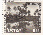 Sellos de Asia - Israel -  PLAIN OF ZEBULUN