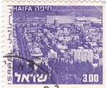 Stamps Israel -  HAIFA