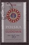 Sellos de Europa - Polonia -  medalla