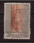 Stamps Uruguay -  serie- monumento a rodo
