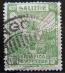 Stamps : America : Chile :  Salitre