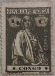 Stamps Portugal -  congo