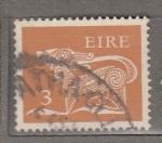 Sellos de Europa - Irlanda -  Figura