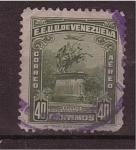 Stamps Venezuela -  E.E.U.U. de venezuela