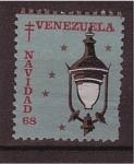 Stamps Venezuela -  Navidad