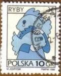 Sellos de Europa - Polonia -  PISCIS