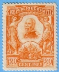 Stamps : America : Haiti :  Pres. Pierre Nord-Alexis
