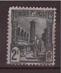 Sellos de Africa - Túnez -  estampa típica