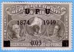 Stamps : America : Haiti :  Bicentenario de Puerto Príncipe