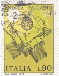 Stamps Italy -  ANDREA PALLADIO