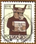 Stamps Poland -  TAURO