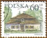 Sellos de Europa - Polonia -  Casa Tipica