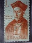 Sellos de Europa - España -  Ed:1461- Forjadores de América- Pedro de la Gasca