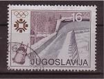 Sellos de Europa - Yugoslavia -  Sarajevo 84