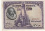 monedas del Mundo : Europa : España :  Cervantes