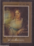 Stamps Russia -  1757-1825