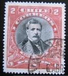Stamps : America : Chile :  Santa Maria