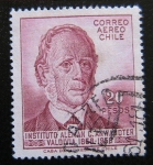 Stamps : America : Chile :  Centenario Instituto Aleman C. Anwandter Valdivia