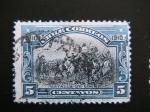 Stamps : America : Chile :   Batalla de Maipo