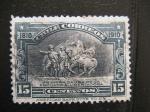 Stamps : America : Chile :  Primera Salide de la Escuadra Libertadora
