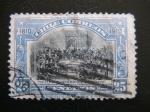 Stamps : America : Chile :  Primer congreso chileno