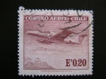Stamps Chile -   Aereo