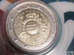 monedas de Europa - San Marino -  Error 2€ San Marino en Blister