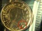 monedas de Europa - Luxemburgo -  Luxemburgo 2005- error en blister