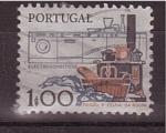 Sellos de Europa - Portugal -  correo postal