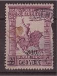 Stamps Cape Verde -  mousinho de alburquerque