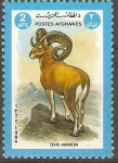 Stamps : Asia : Afghanistan :  CARNERO