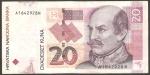 monedas del Mundo : Europa : Croacia :  Conde Josip Jelacic