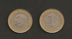 Moneda : Asia : Turquía : Efigie de Atatürk