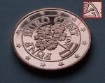 monedas del Mundo : Europa : Austria :  Austria 2003 Exceso metal s/c