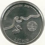 monedas de Europa - Portugal -  Región de viticultura de Alto Duero-Anverso